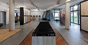 PROJECT FLOORS - Showroom in Hürth